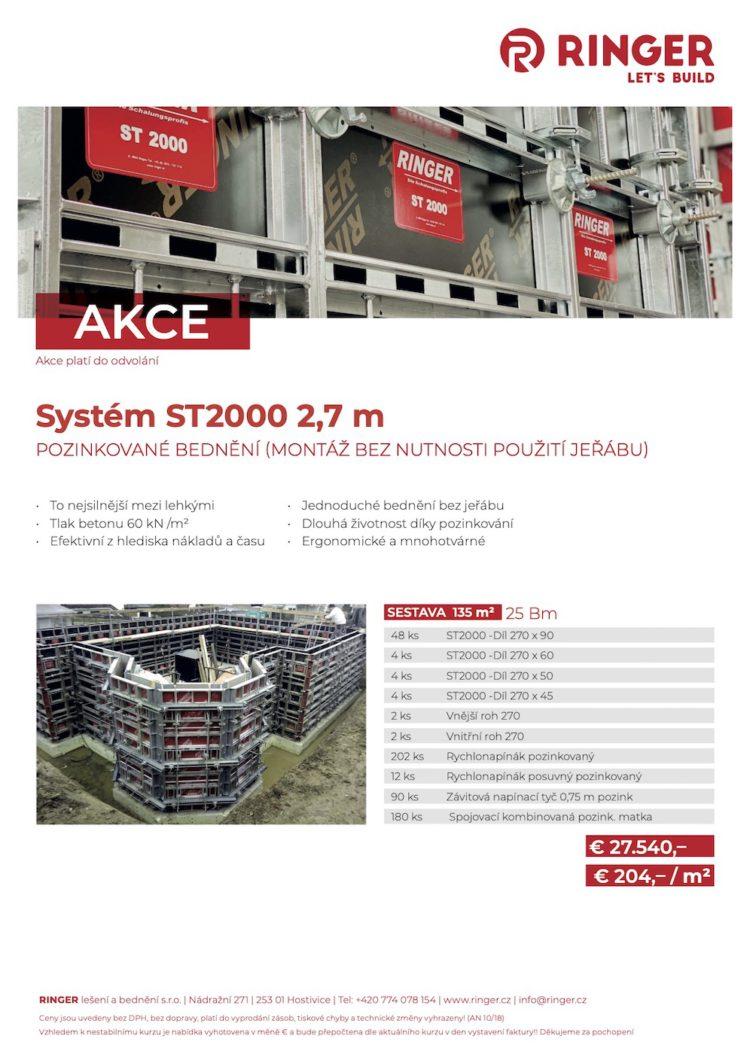 ST 2000 - 2,7m (CZ)